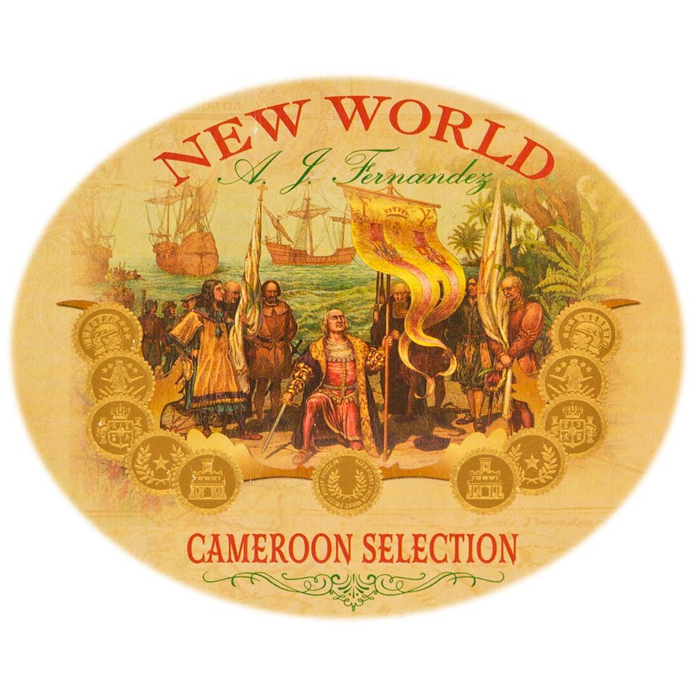 New World Cameroon by AJ Fernandez