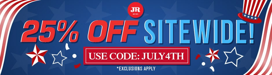 25% Off With Code JULY4TH