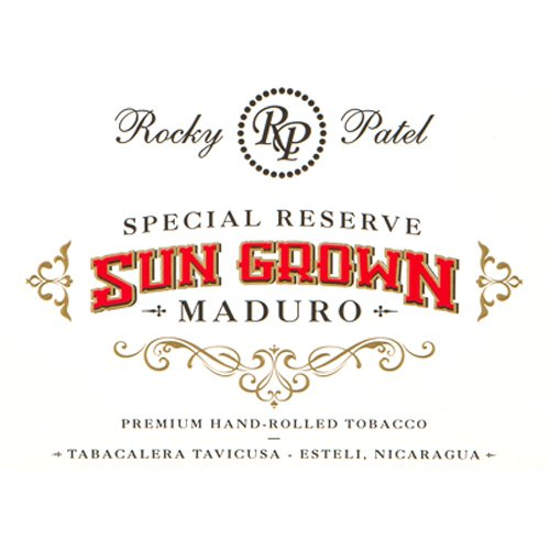 Rocky Patel Special Reserve Sun Grown Maduro