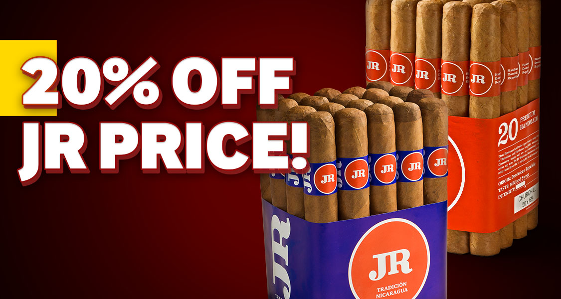 20% Off JR Tradicion Bundles