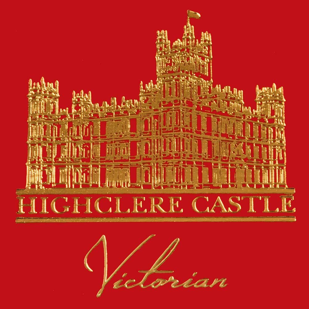 Foundation Highclere Castle Victorian
