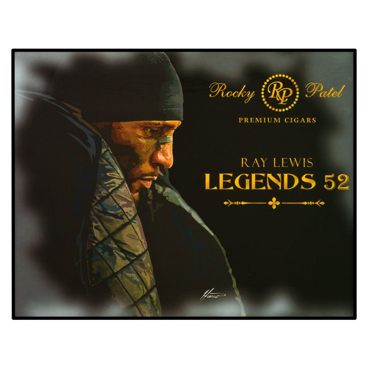 Rocky Patel Legends 52 Ray Lewis