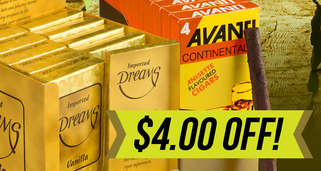 $4.00 Off Dreams Filtered & Avanti Units!