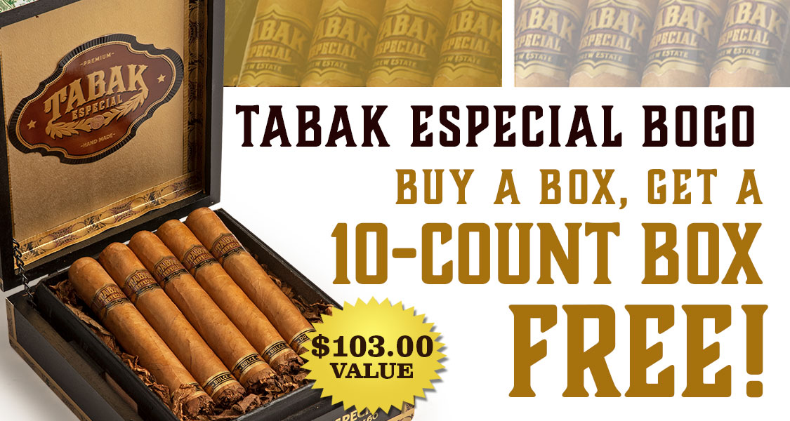 Free Box Of Tabak Especial