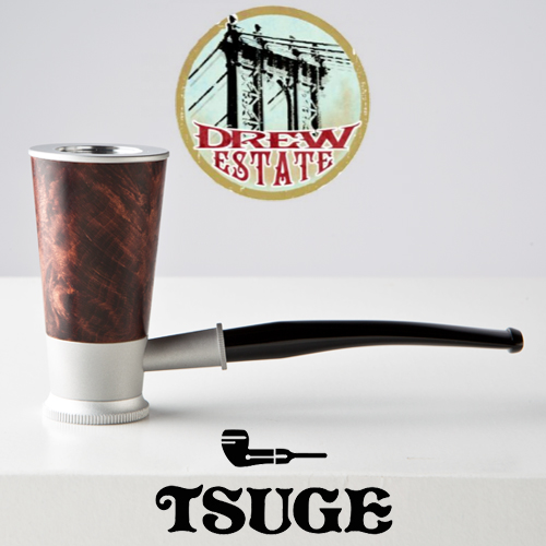 Drew Estate Pipe Collection by Tsuge