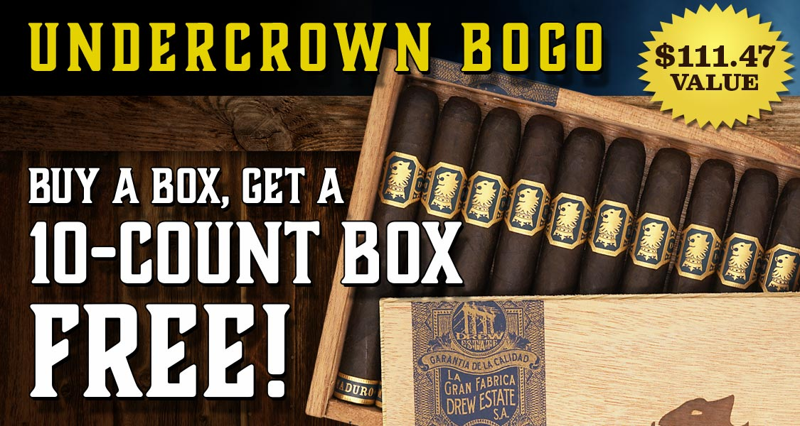 Free Box of Undercrown
