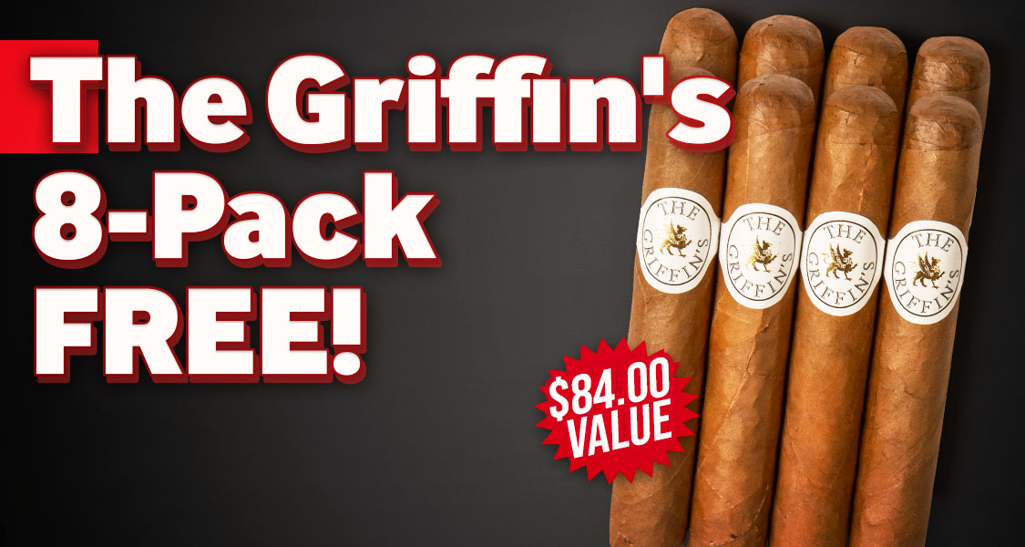 The Griffin's 8-Pack Free