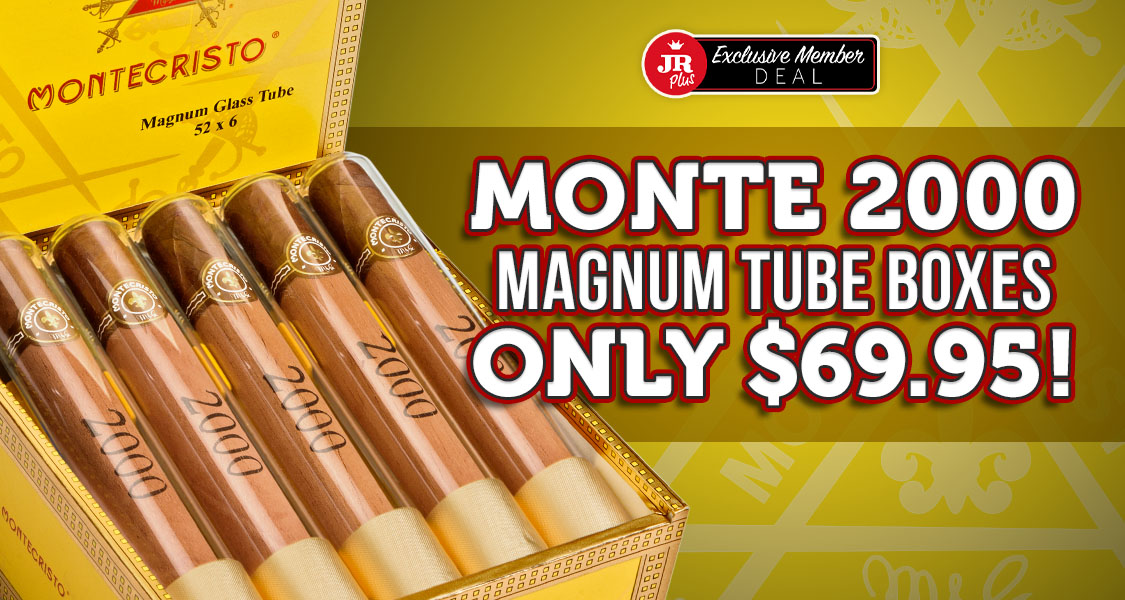 Monte 2000 Magnum Tubes Only $69.95!