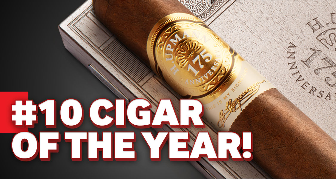 #10 Cigar Of The Year