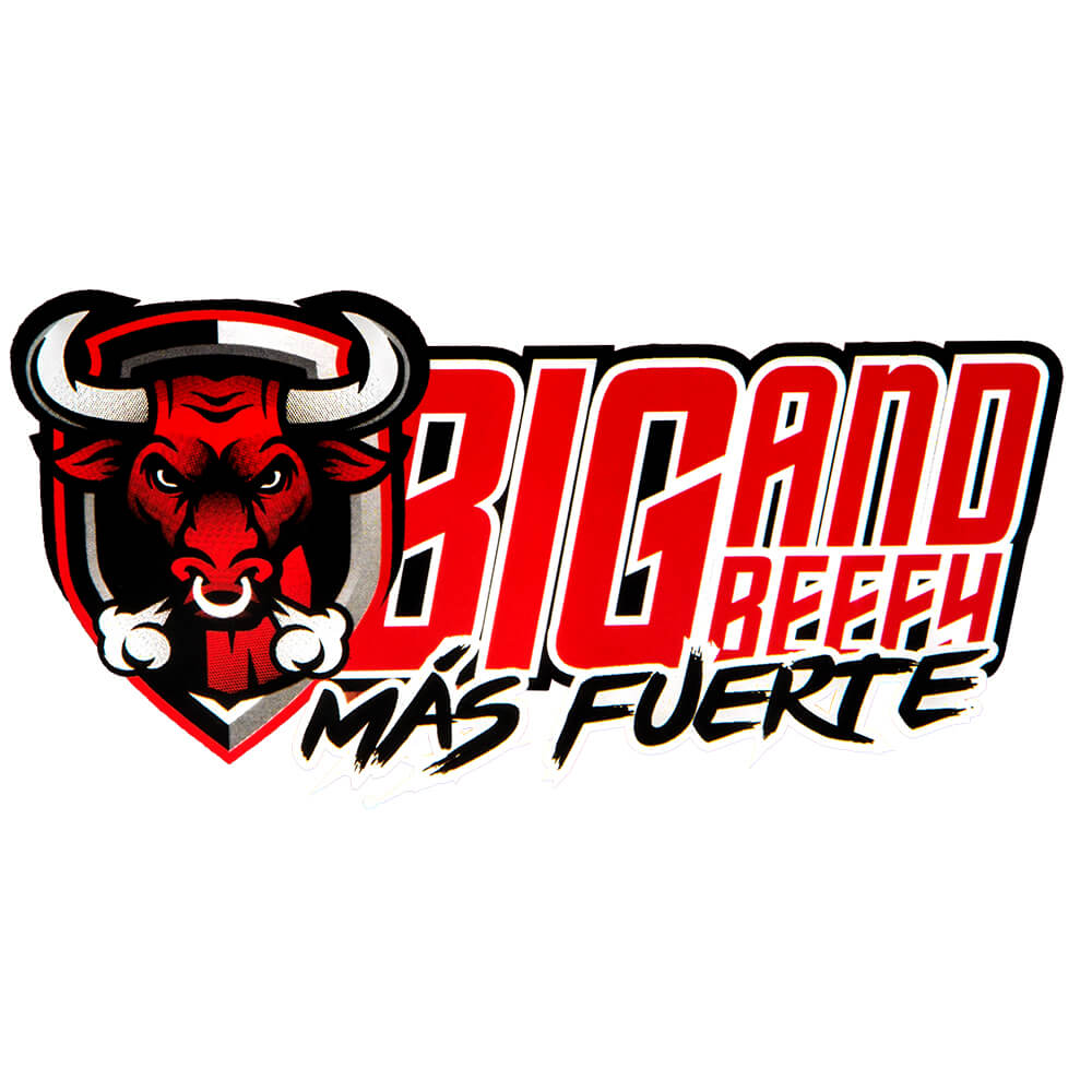 Big and Beefy Mas Fuerte