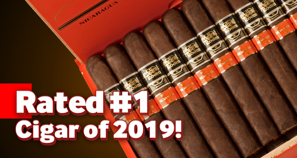 The #1 Cigar of 2019