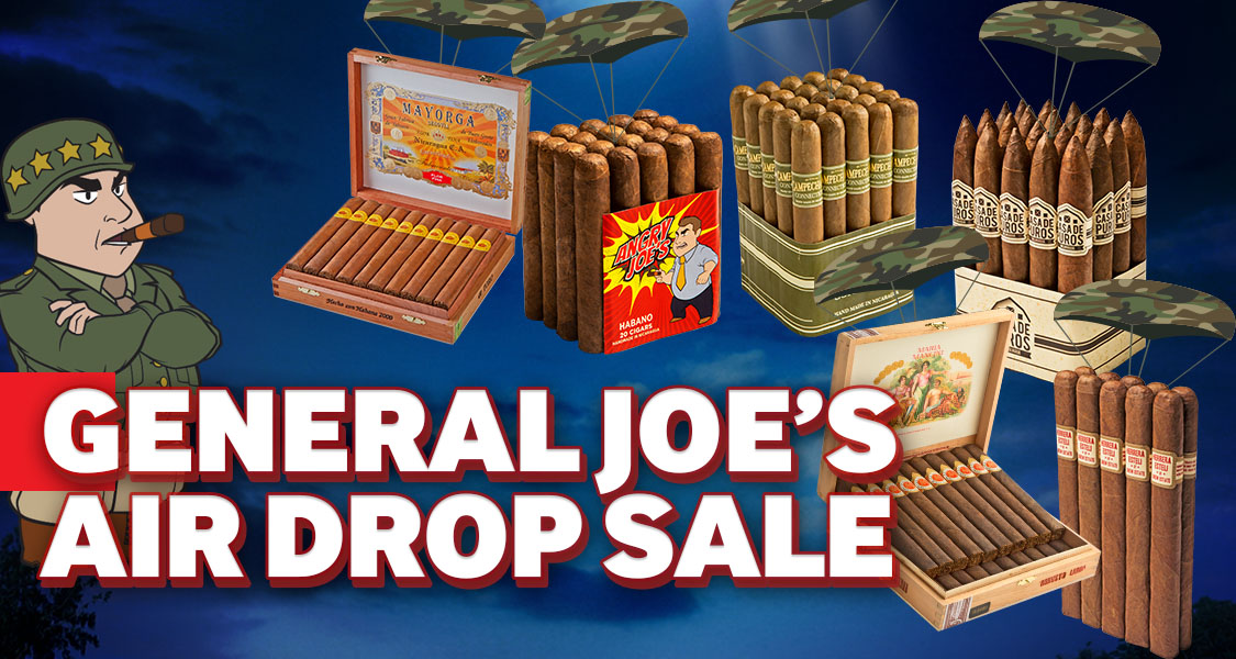 General Joe's Air Drop Sale